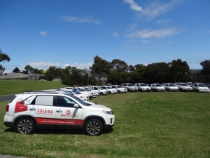 JCS Melbourne Fleet